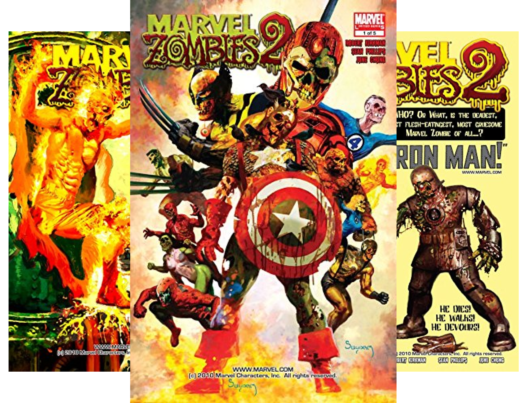 marvel zombies 2 - 5