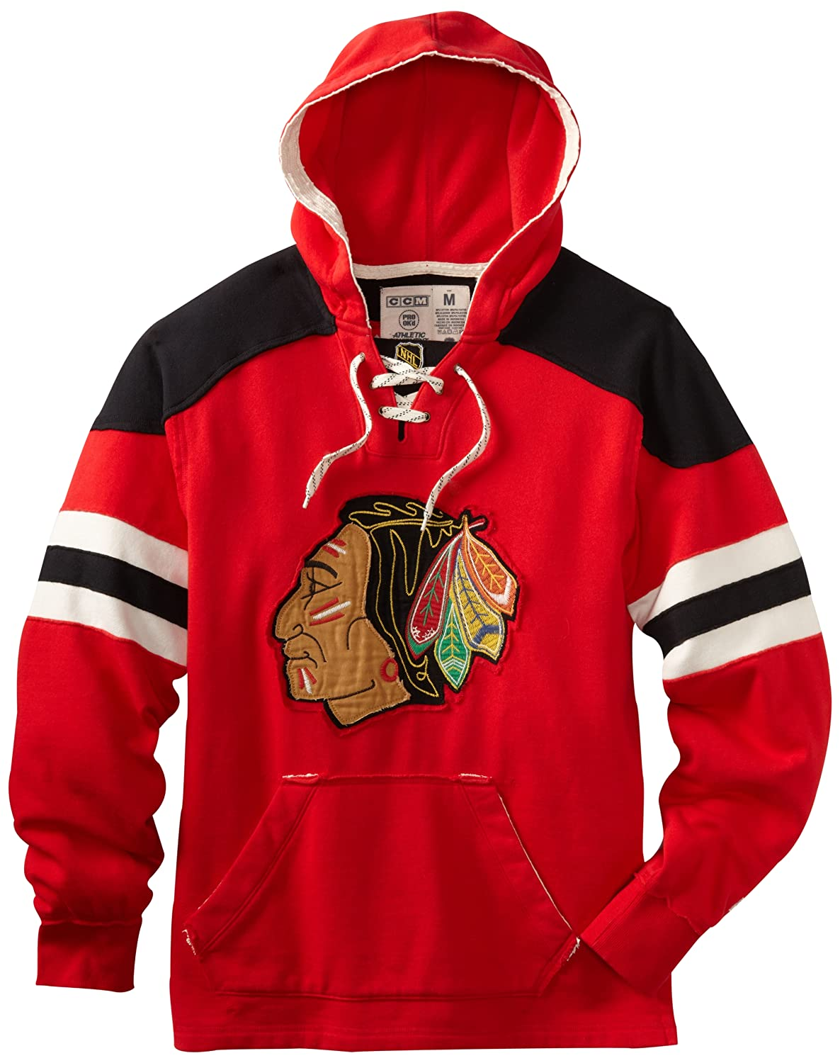 reputable site 8b143 01753 NHL Chicago Blackhawks CCM Pullover Hoodie