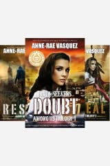 Among Us Trilogy (3 Book Series) Kindle Edition