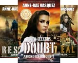 Among Us Trilogy (3 Book Series)