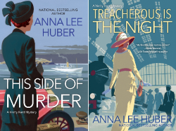 A Verity Kent Mystery (2 Book Series) by  Anna Lee Huber