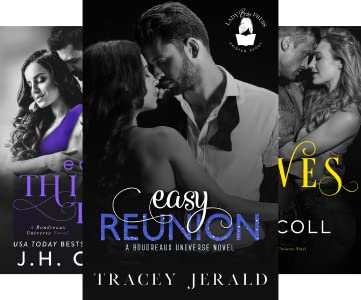 Easy Reunion: A Boudreaux Universe Novel