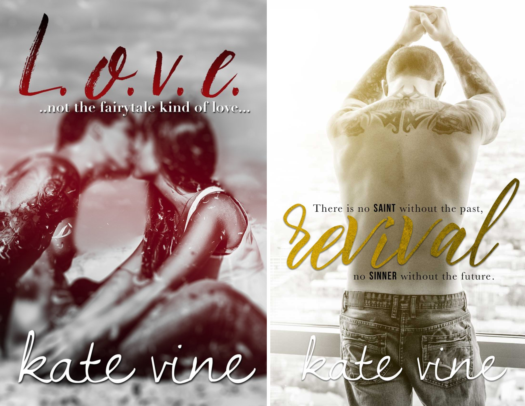 L.o.v.e (2 Book Series)