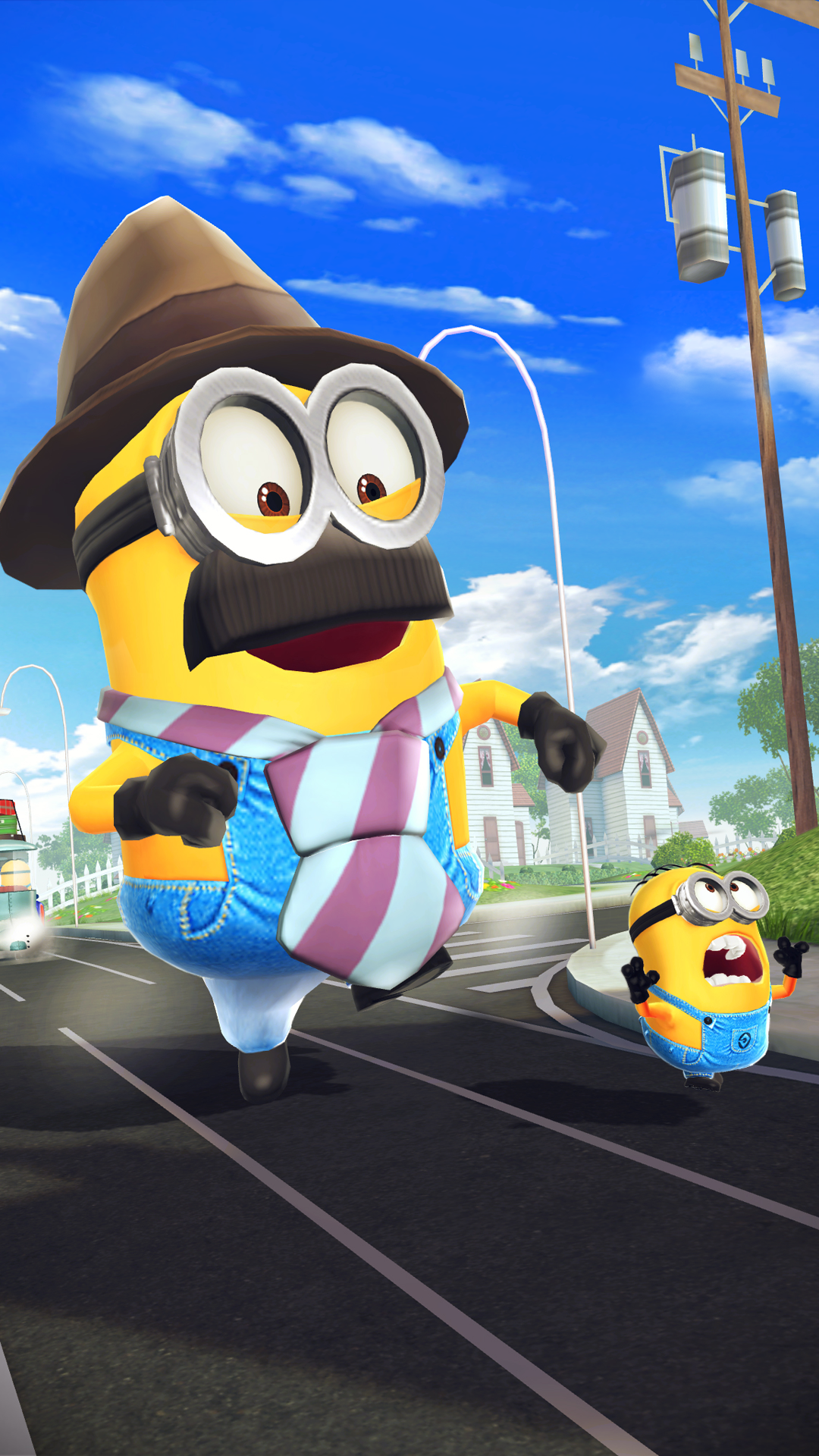 Minion rush moi moche et m chant le jeu appstore for android - Mechant minion ...