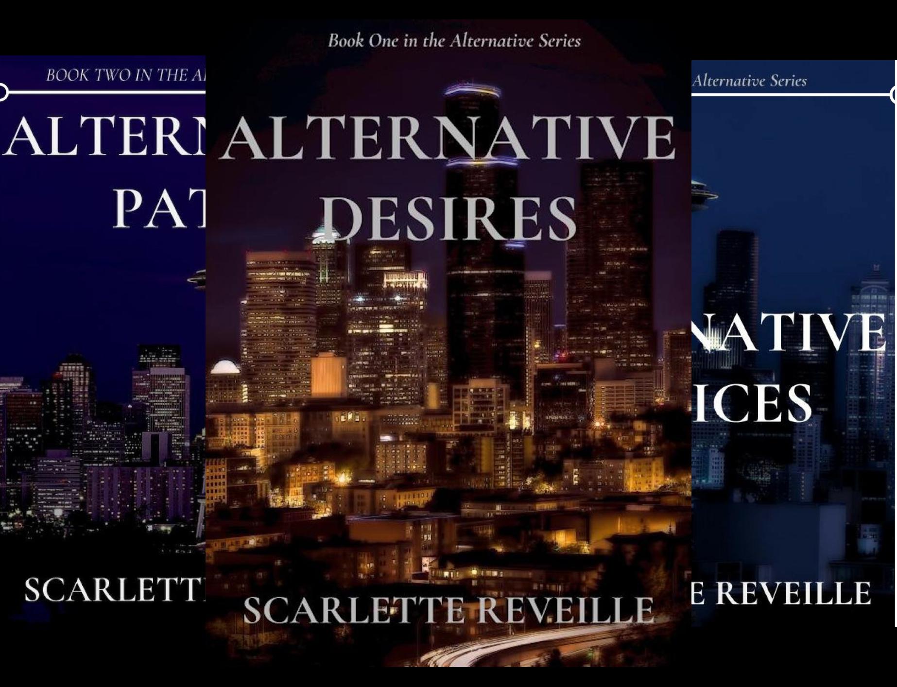 Alternative Series (5 Book Series)