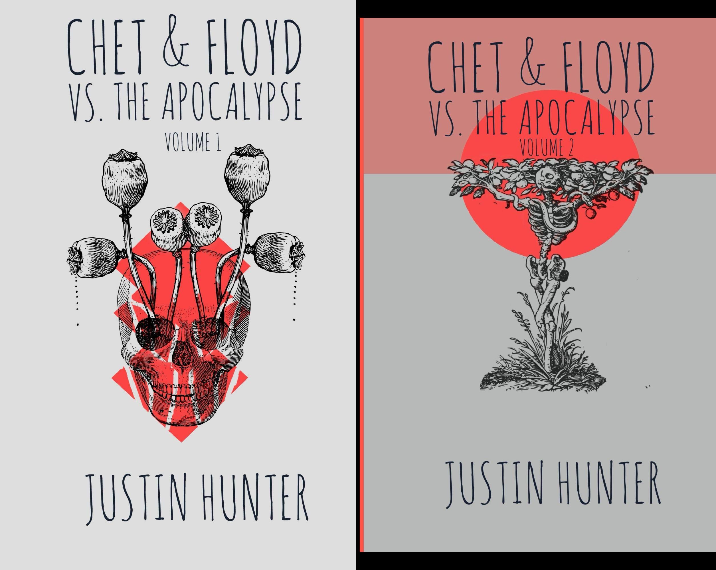Chet & Floyd vs. the Apocalypse (2 Book Series)