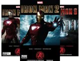 Marvel's Iron Man 3 The Movie Prelude Collections (4 Book Series)