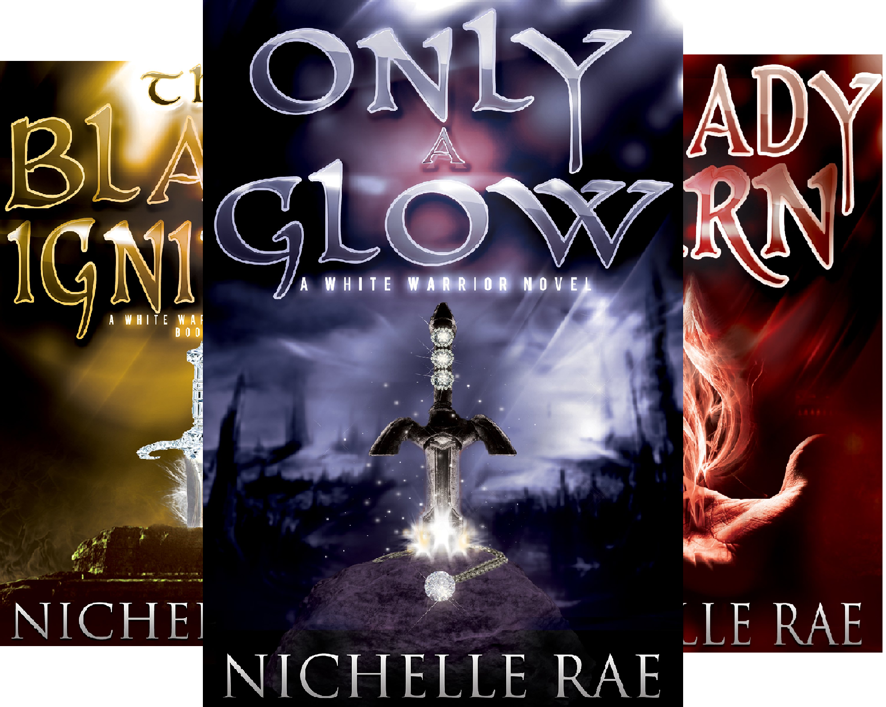 The White Warrior Series (4 Book Series)
