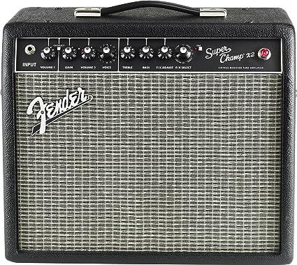 Fender Super Champ Guitar Combo Amp