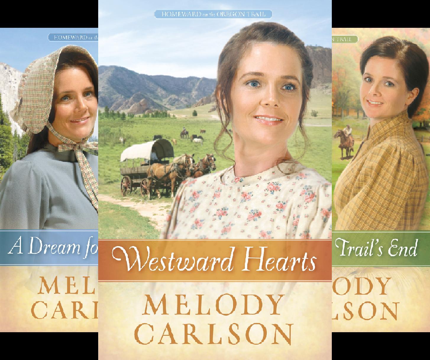 Homeward on the Oregon Trail (3 Book Series)