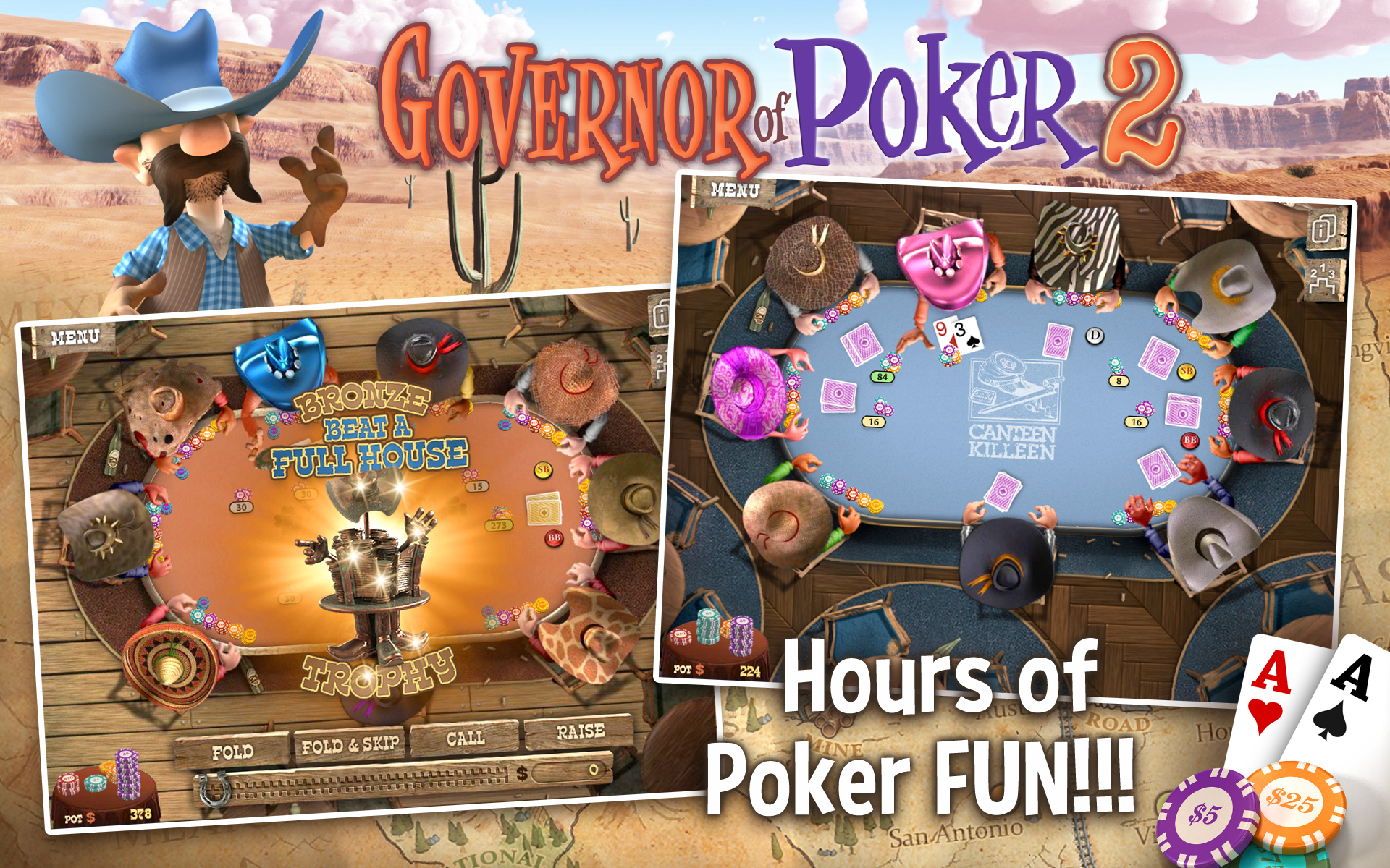 Government Poker