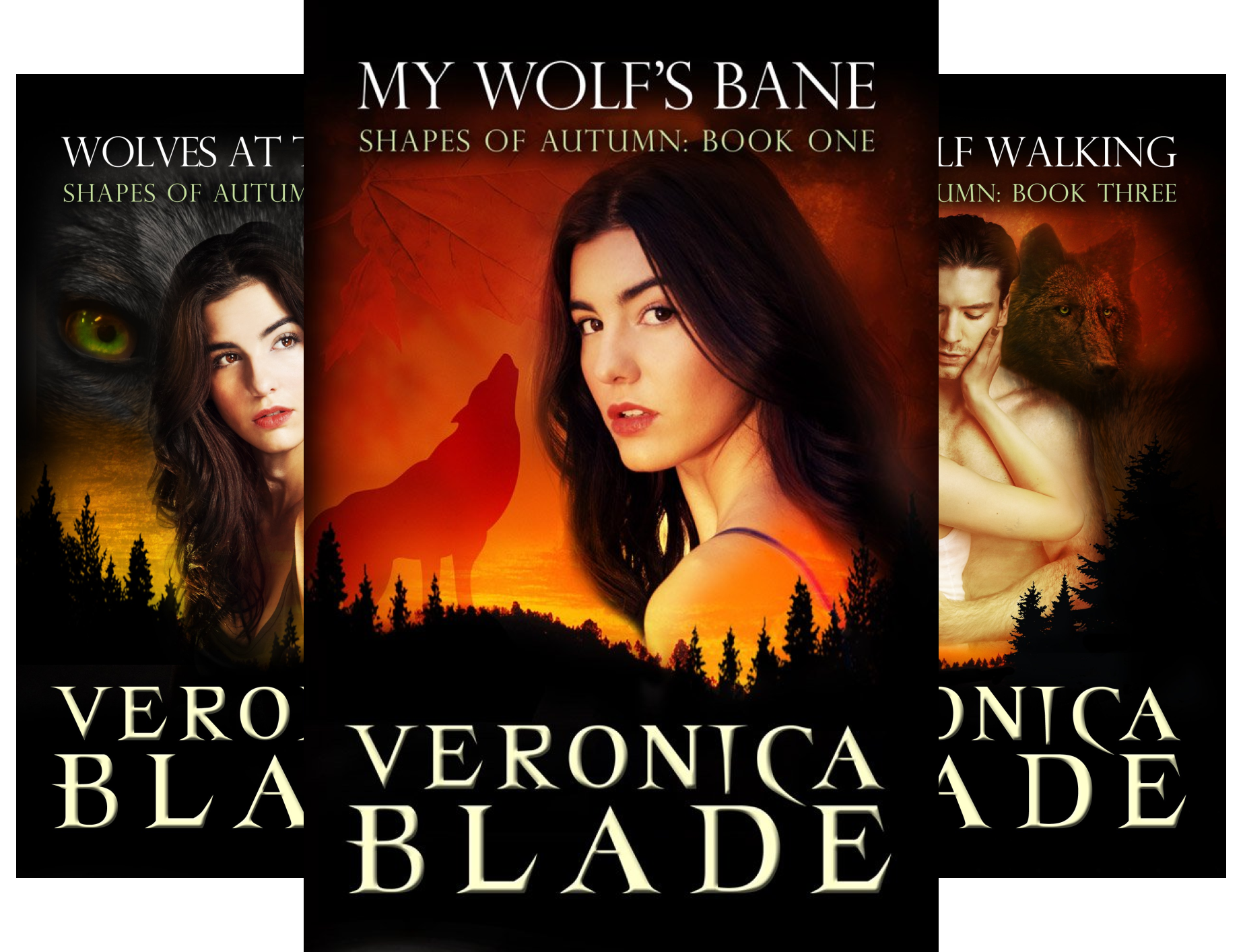 Veronica Blade Teen & Young Adult Paranormal & Urban Fantasy eBooks
