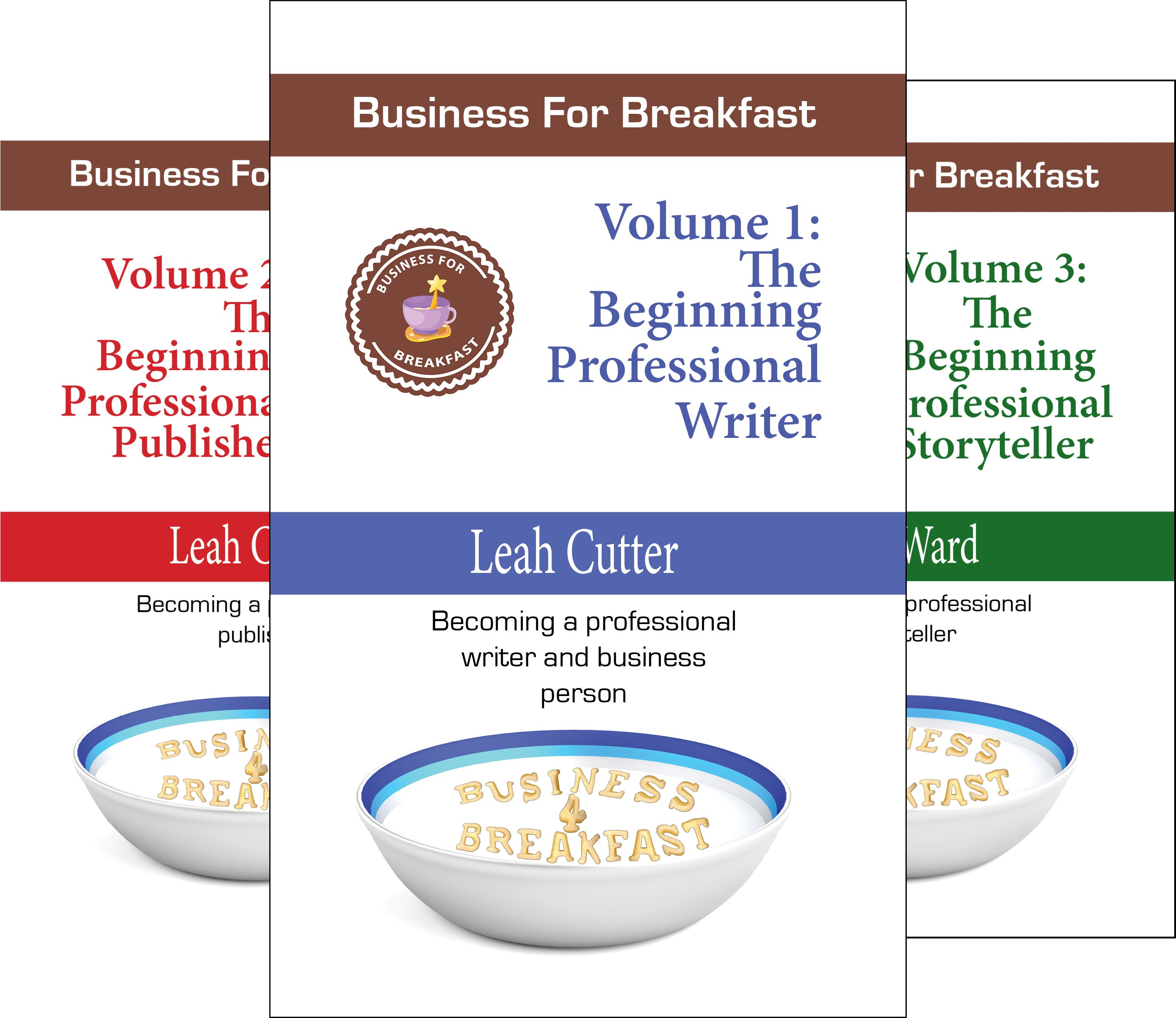 Business for Breakfast (6 Book Series)
