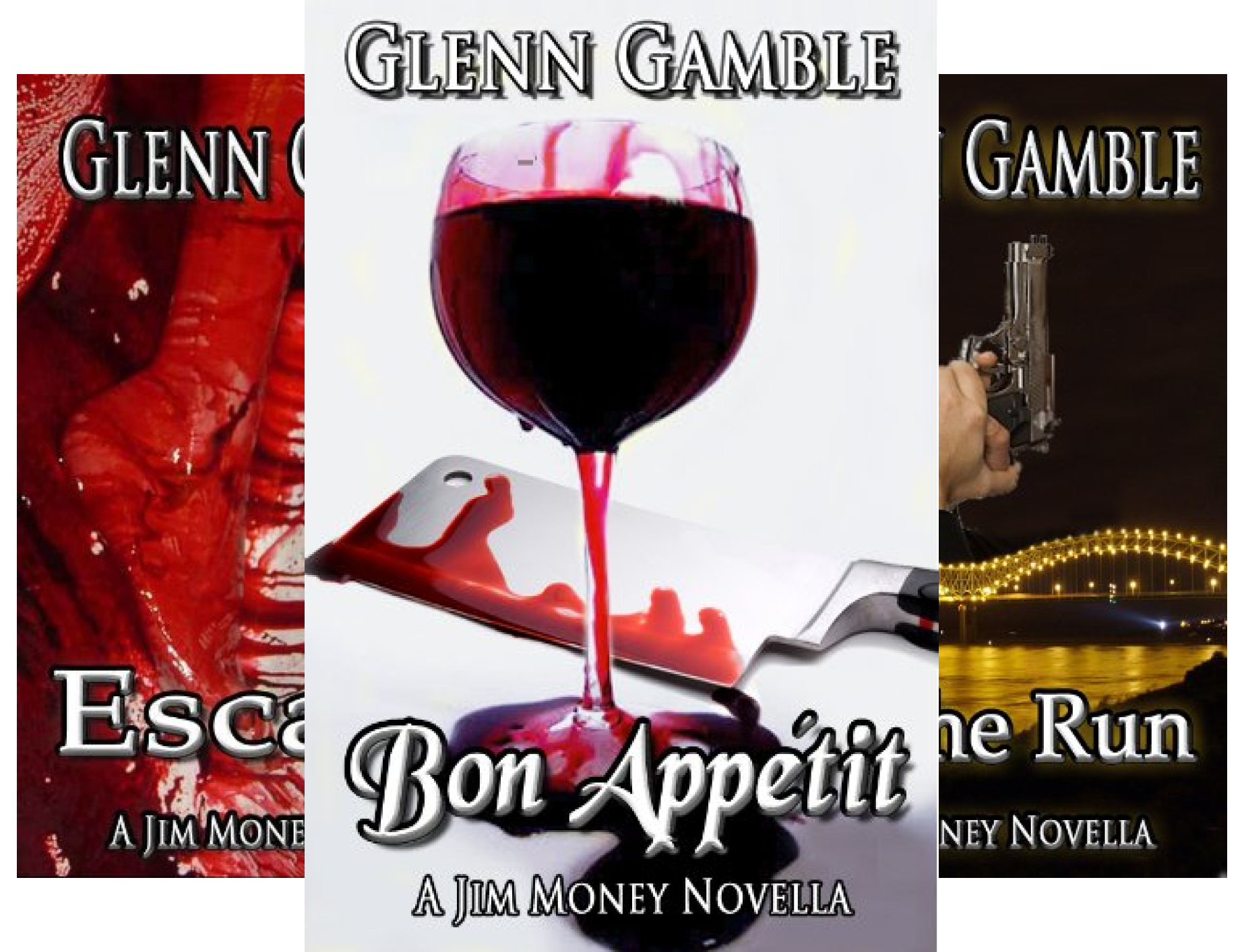 a Jim Money Story (4 Book Series)