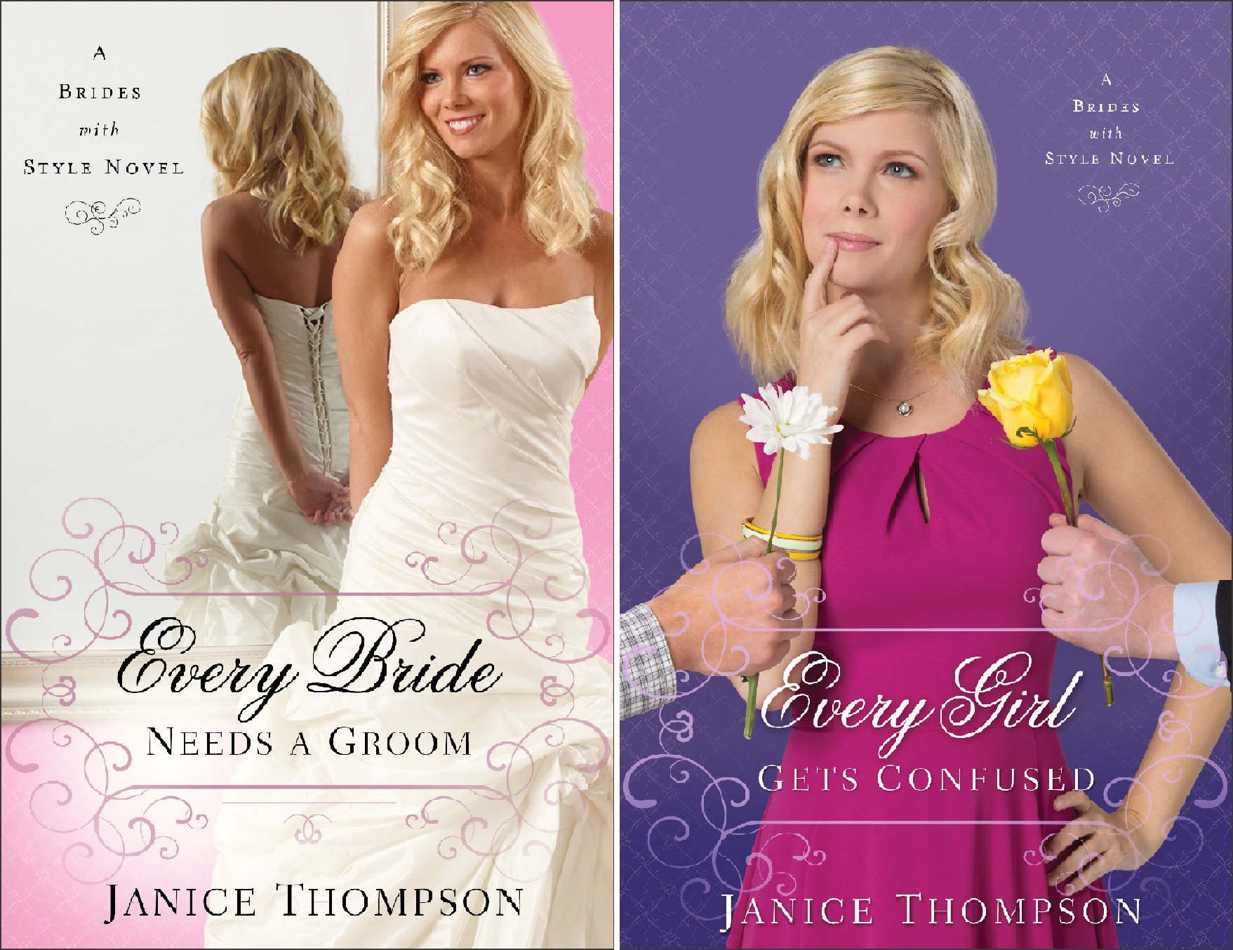 (Brides with Style (2 Book Series))