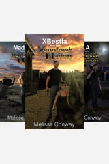Xenofreak Nation (3 Book Series) Kindle Edition