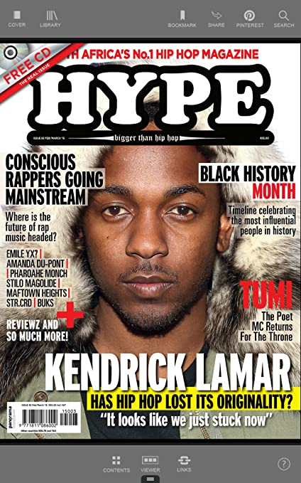 Amazon com: Hype Magazine HD: Appstore for Android