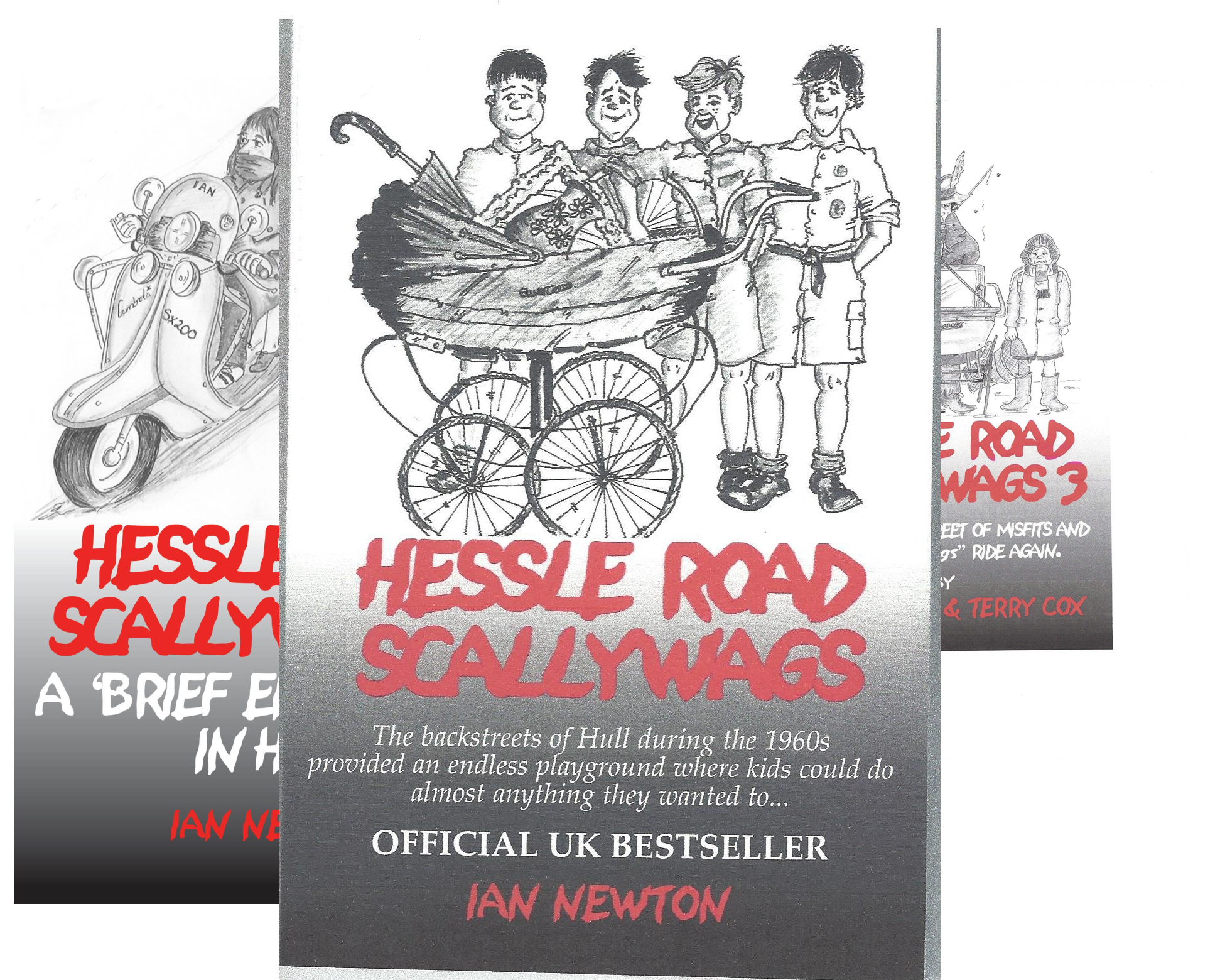 Hessle Road Scallywags (3 Book Series)