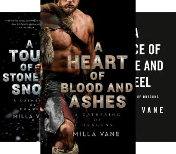 A Heart of Blood and Ashes by Milla Vane science fiction and fantasy book and audiobook reviews