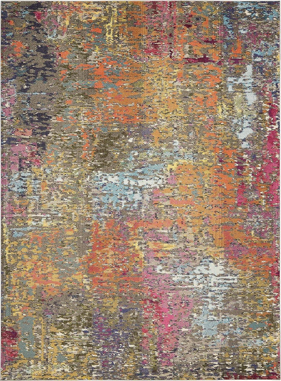 Marque 114,3/x/66/cm Movian Dospat Tapis rectangulaire Motif formes g/éom/étriques longueur/x/largeur