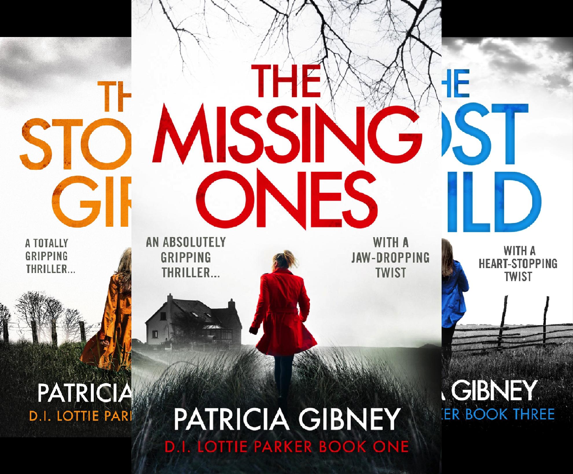 Detective Lottie Parker (5 Book Series)