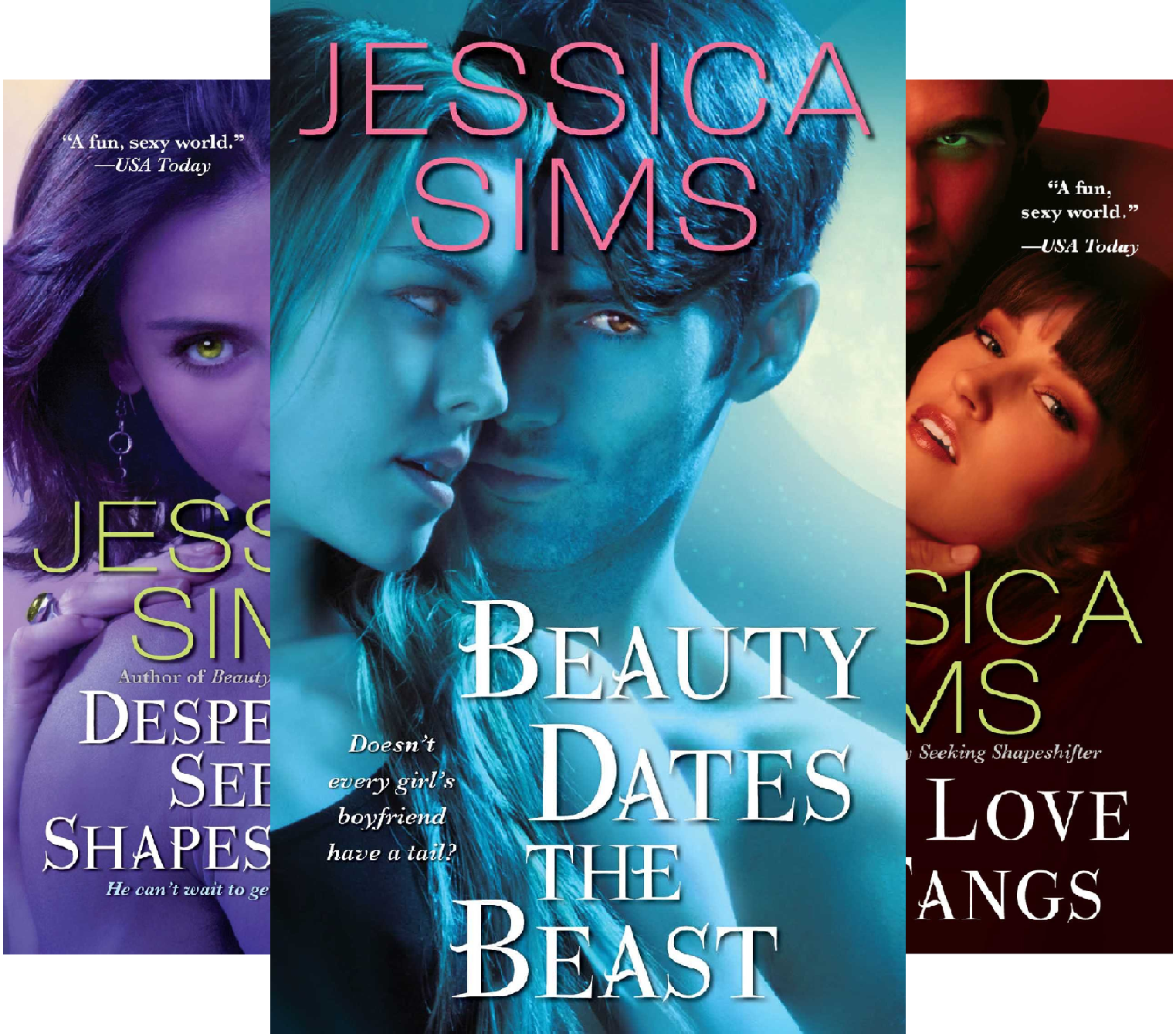 Midnight Liaisons (4 Book Series)