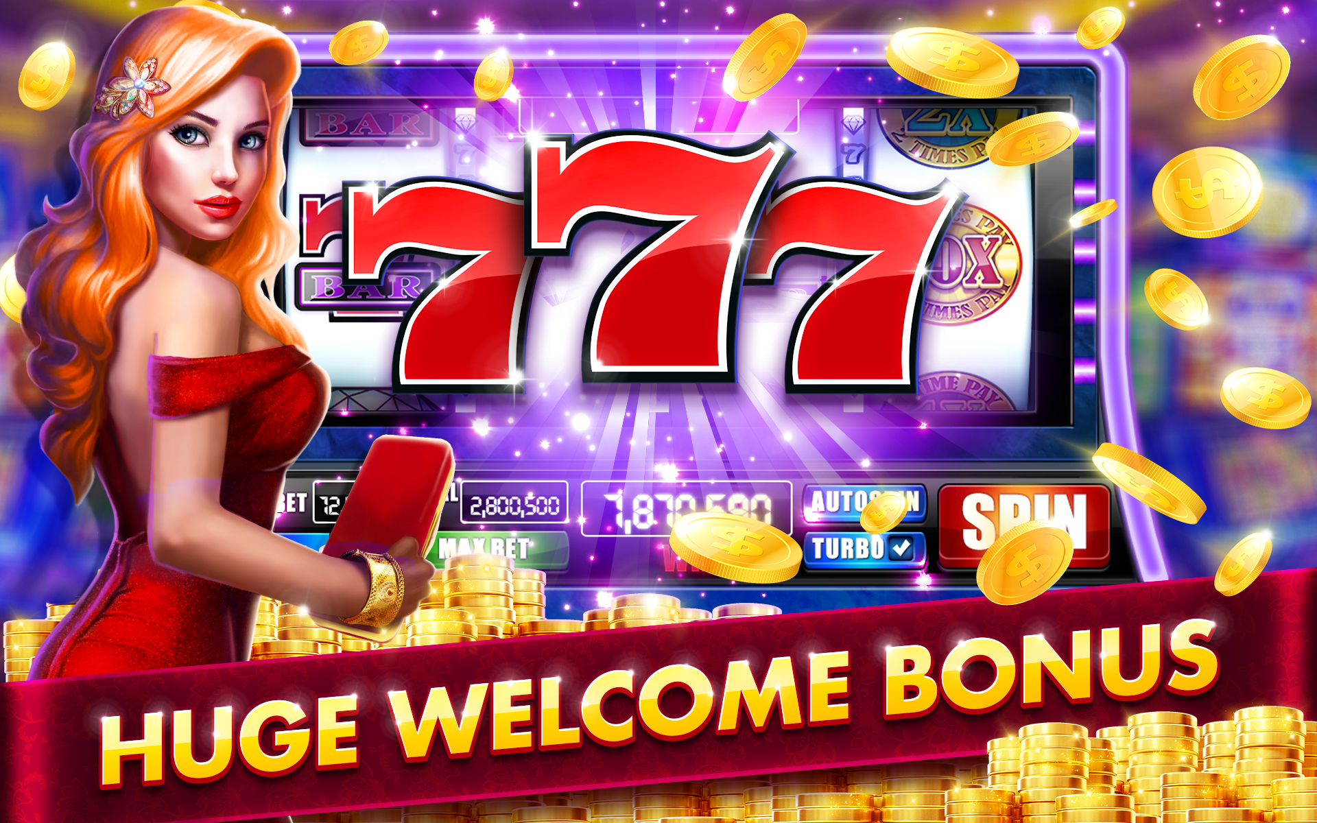 Amazon.com: Slots Craze: Free Slot Machines & Casino Games: Appstore for  Android