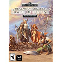 Realms of Arkania: Blade of Destiny - Revised Edition [Online Game Code]