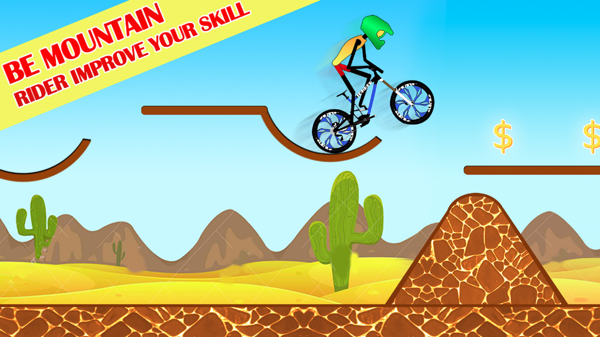 Carrera de montaña en bicicleta de montaña: Amazon.es: Appstore para Android