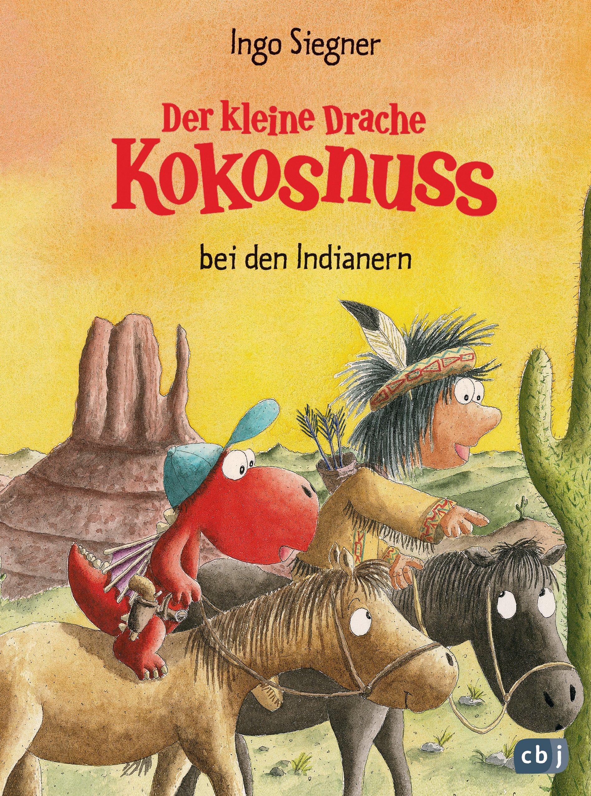 Top Der kleine Drache Kokosnuss bei den Indianern Die Abenteuer des VA98