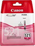 Canon CLI-521 M Original Tintenpatrone, 9ml magenta