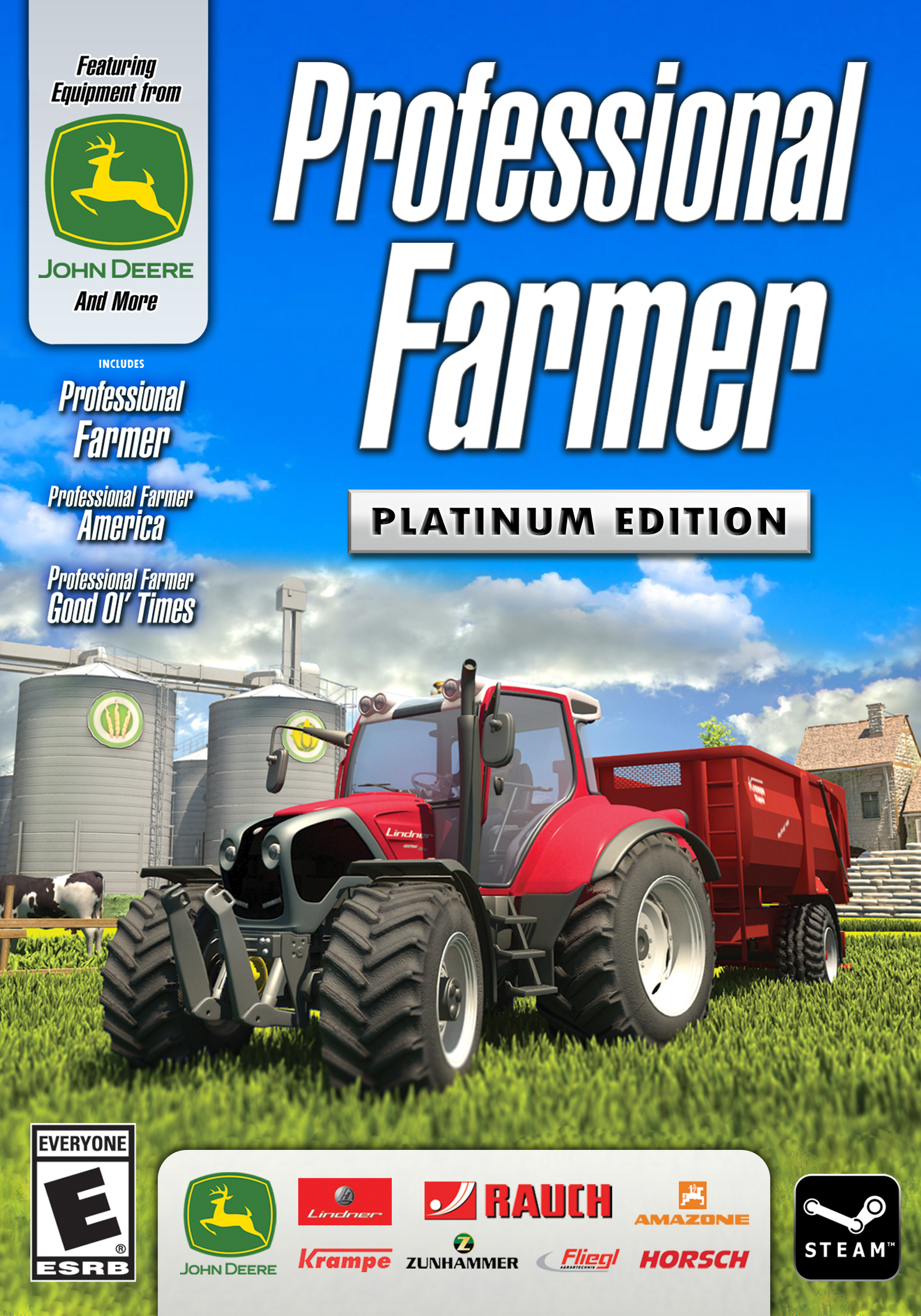 Professional Farmer: Platinum Edition [Online Game Code]