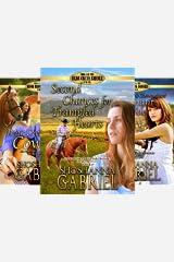 The Bear Creek Saddle Series (3 Book Series) Kindle Edition