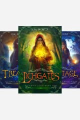 The Grimoire Saga (6 Book Series) Kindle Edition