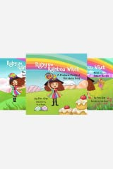 Ruby the Rainbow Witch (3 Book Series) Kindle Edition