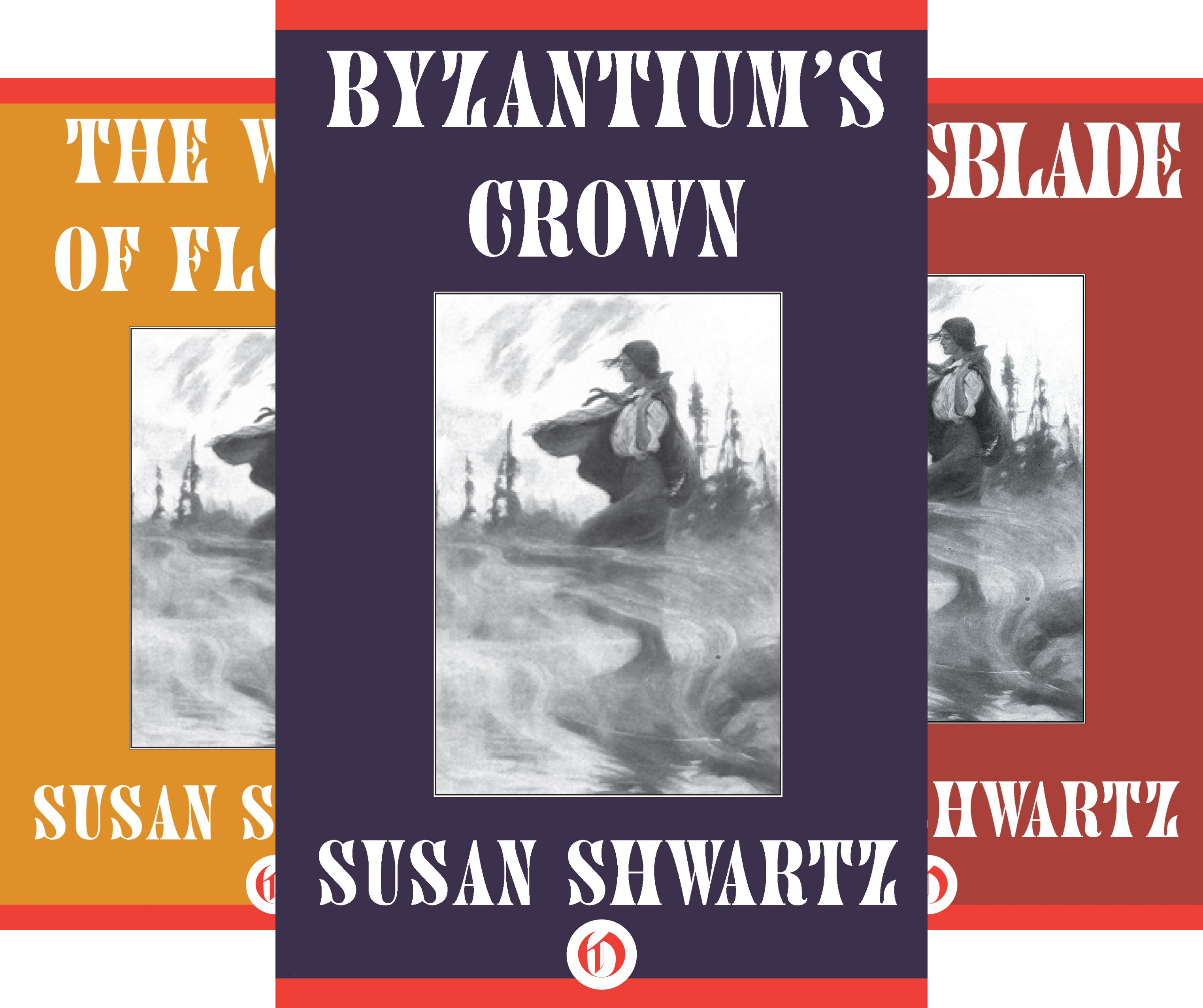 Heirs to Byzantium (3 Book Series)