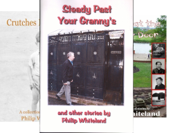 Nostalgedy Collections (4 Book Series) by  Philip Whiteland