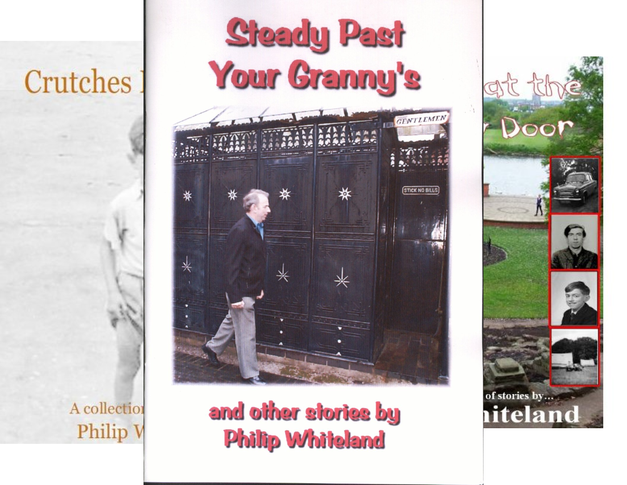Nostalgedy Collections (5 Book Series)