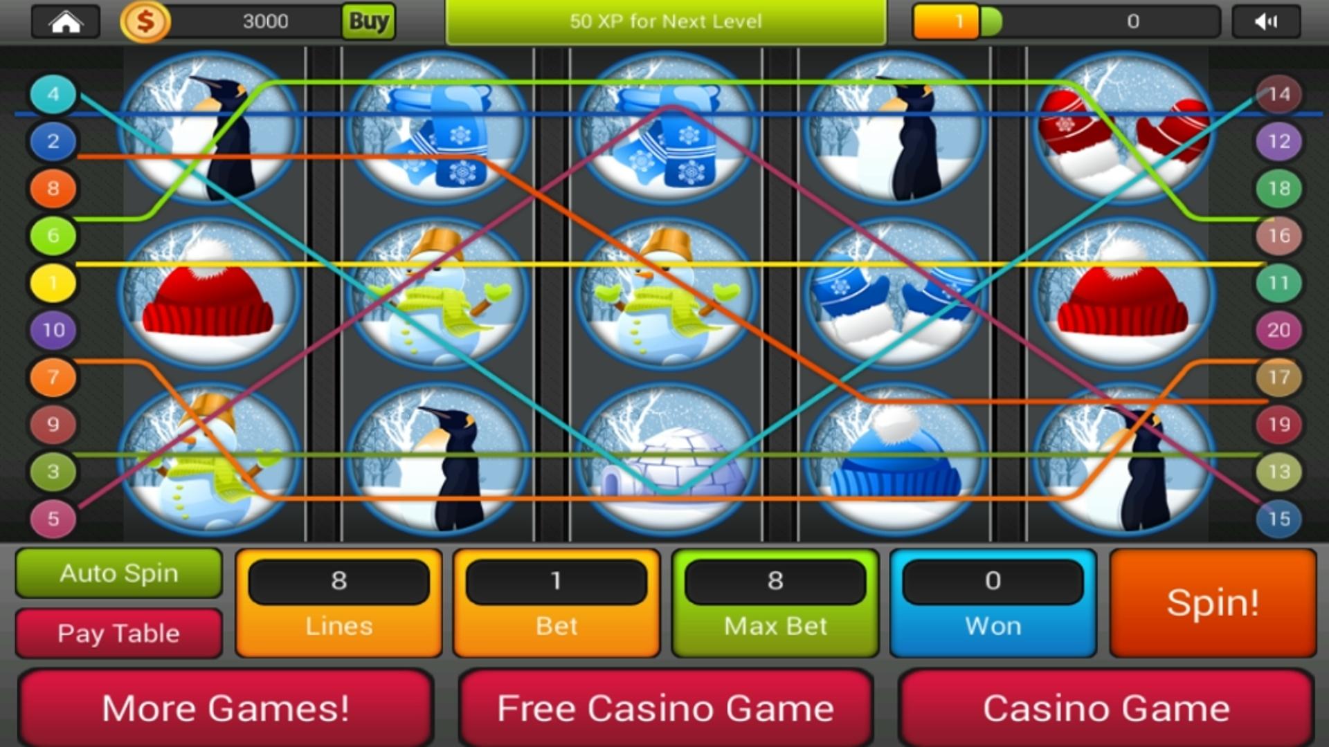 Amaz Casino Mage