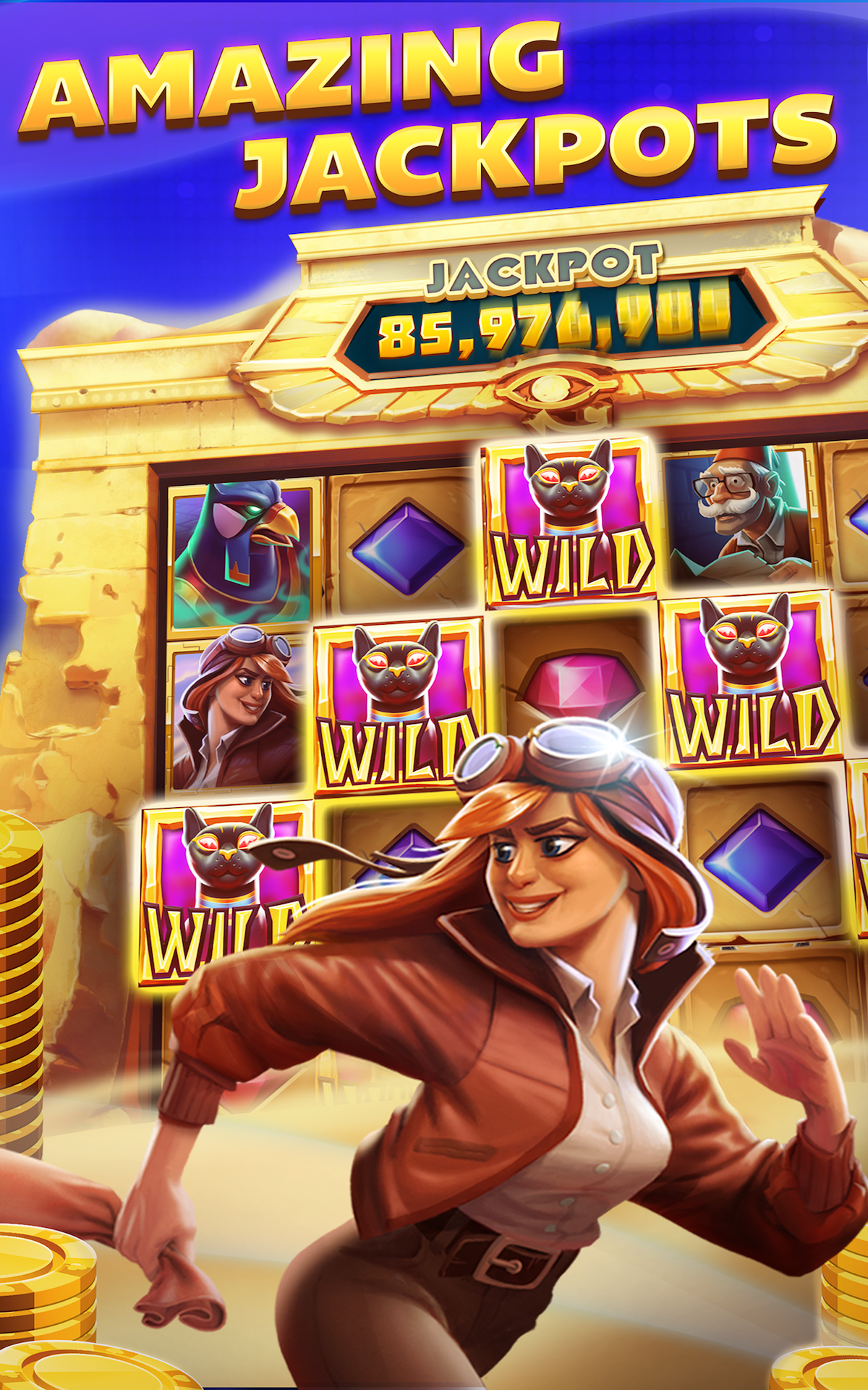 IPhone Slot Games - List of best iPhone free slot machine apps and games