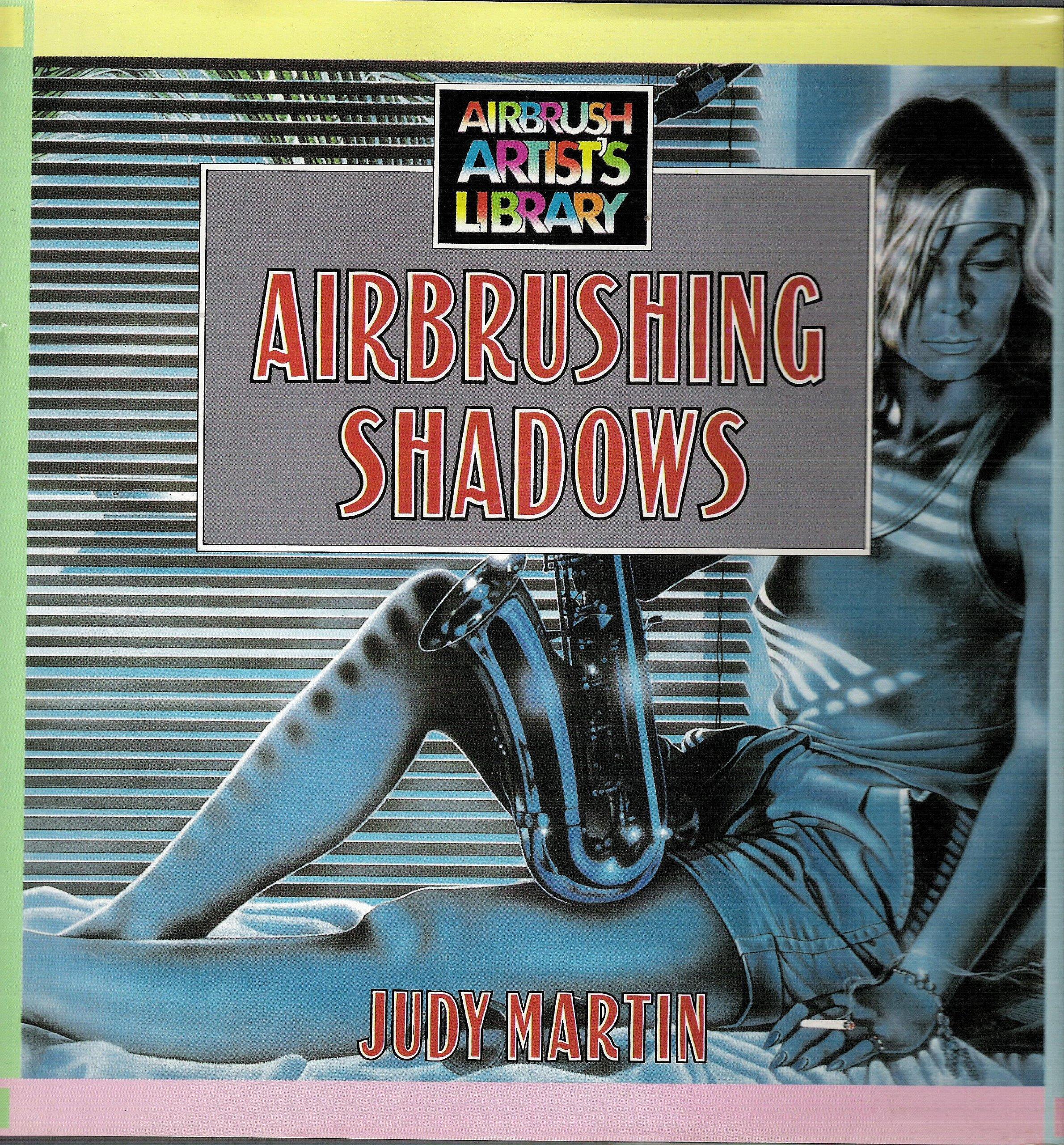 airbrushing shadows airbrush artists library