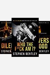 Steve Regan Undercover Cop (3 Book Series) Kindle Edition
