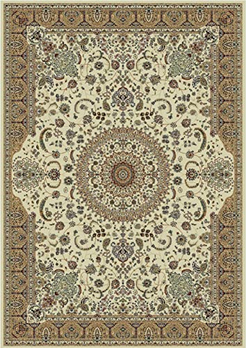 Stunning Silk Rug Persian Traditional Area Rugs 2×8 Hall Runners Long Bathroom Rugs 2×7 Living Room Hallway Runners Ivory Rug 2'x8' Hallway Runner