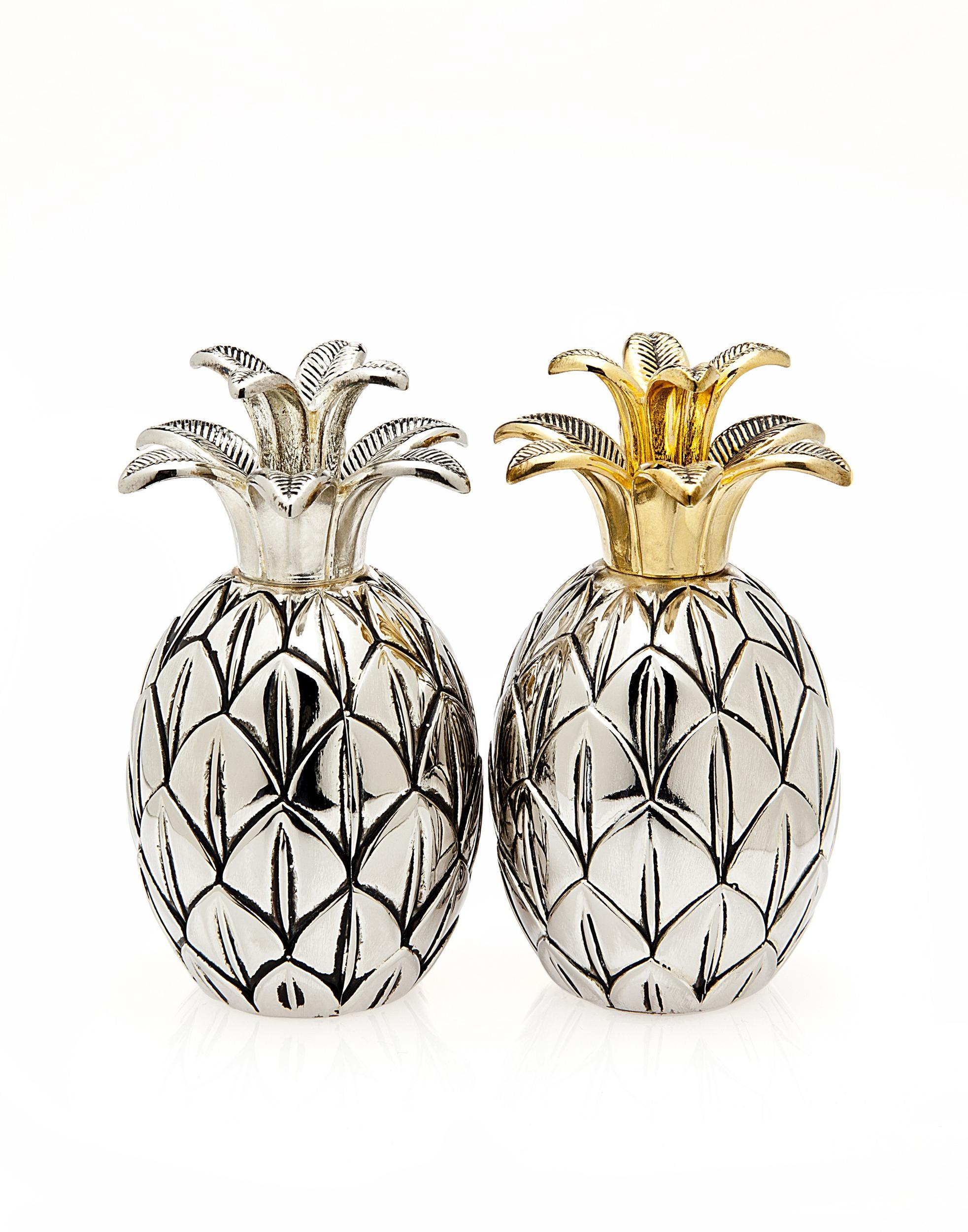 Pineapple Salt & Pepper Set