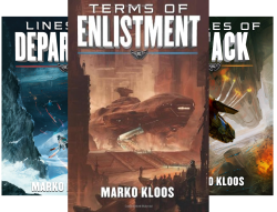 Frontlines (5 Book Series) by  Marko Kloos