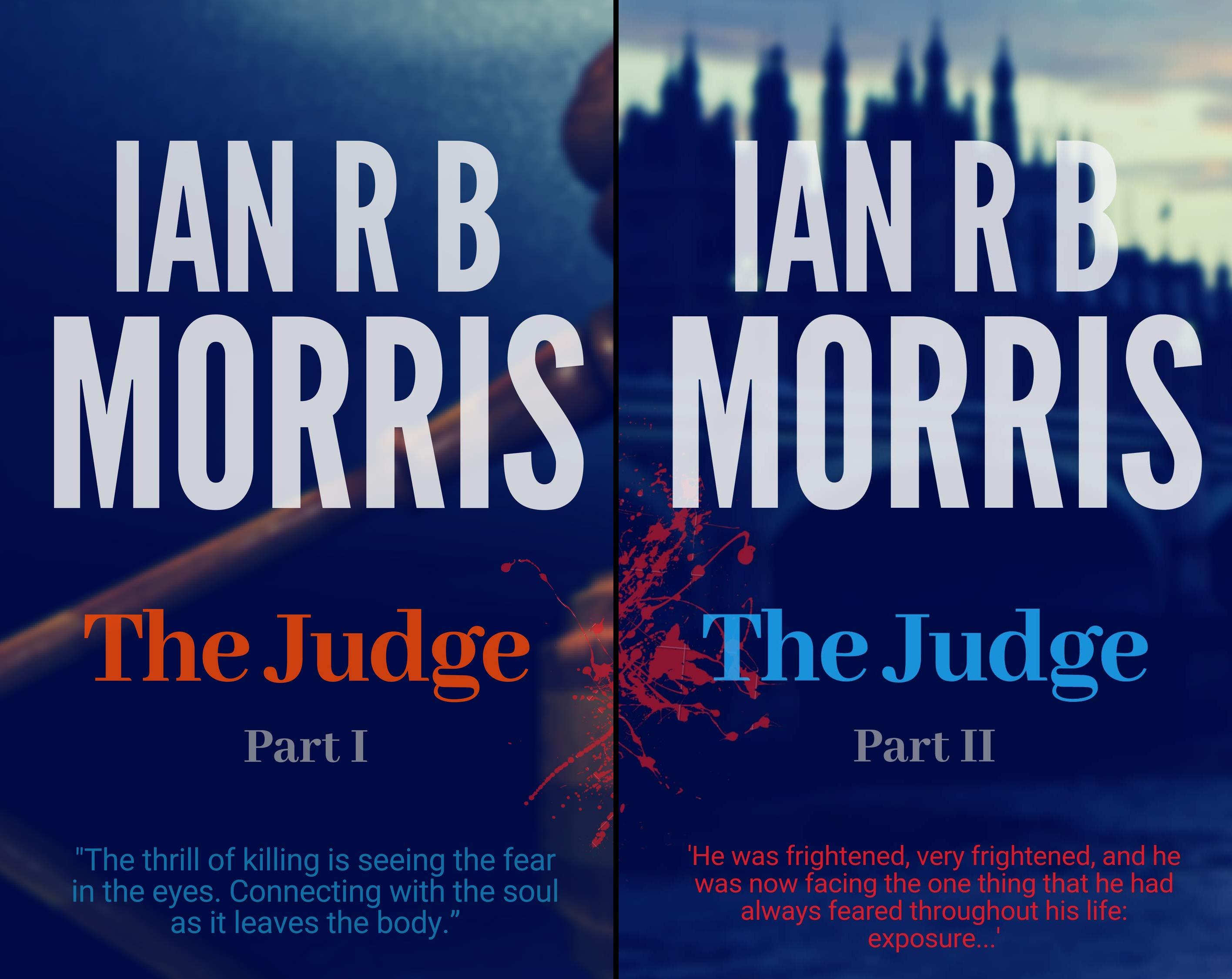 The Judge (2 Book Series)