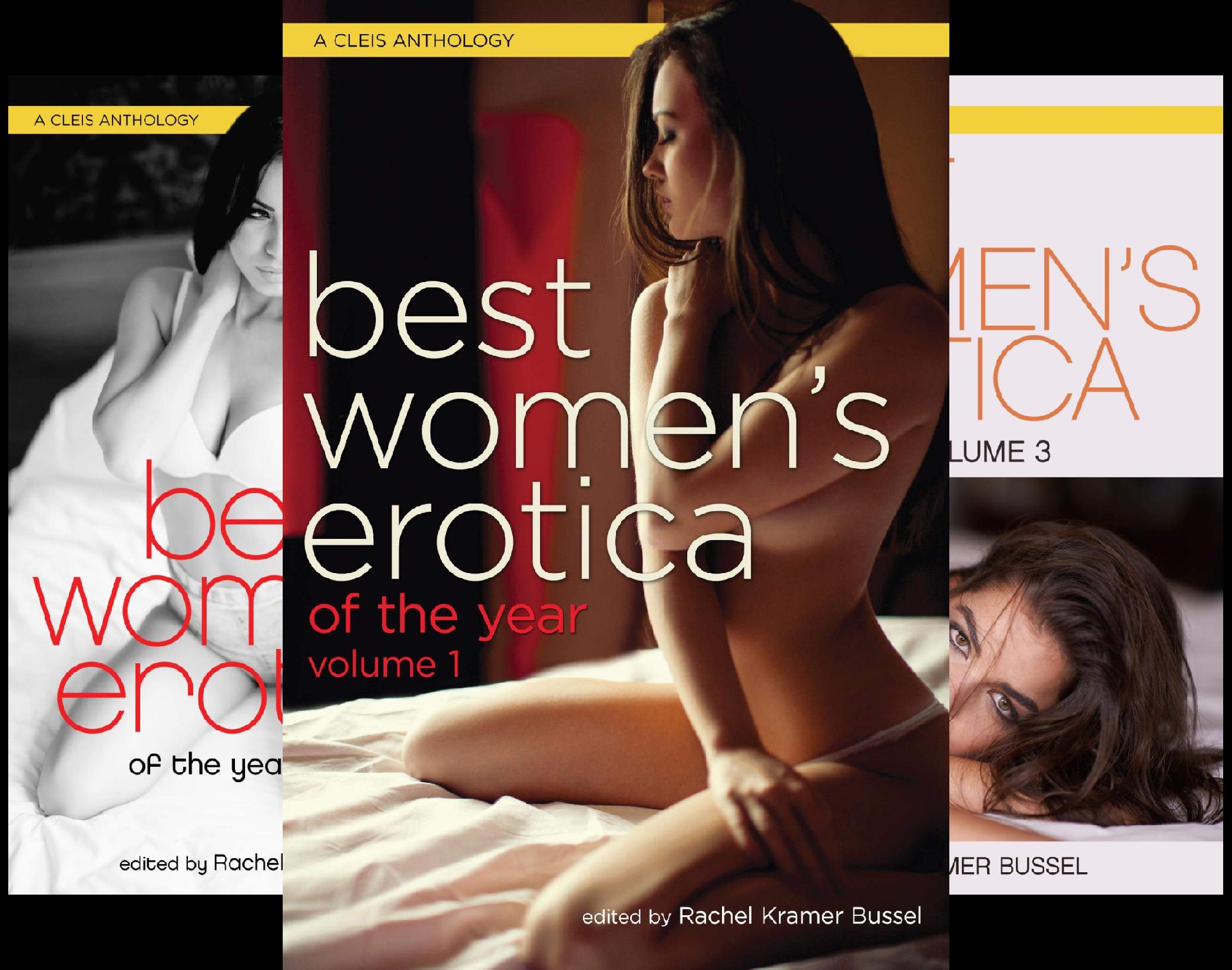 Best Women's Erotica Series (5 Book Series)