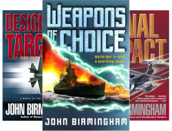 Axis of Time (4 Book Series) by  John Birmingham