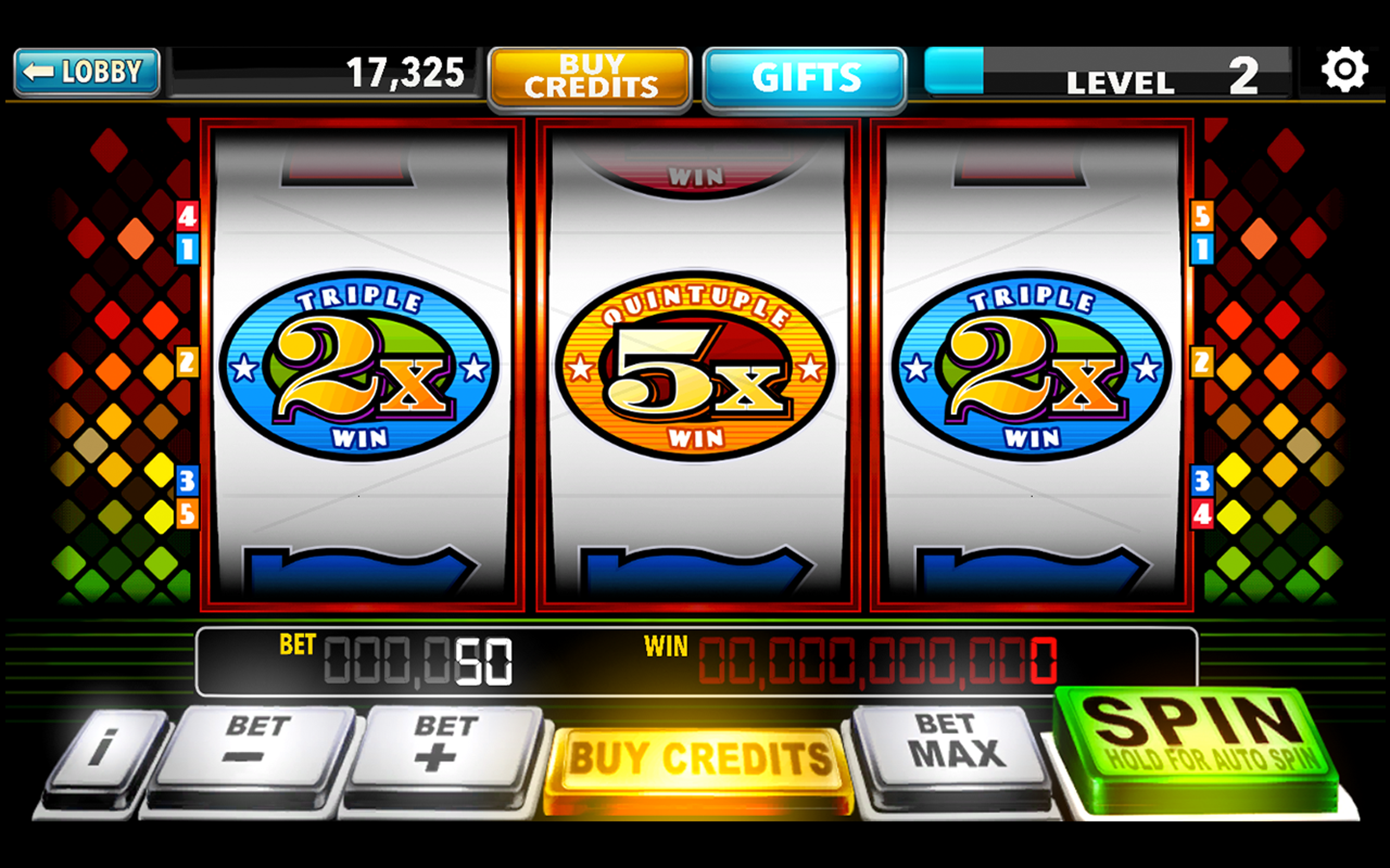Play Slot Machines For Free Online