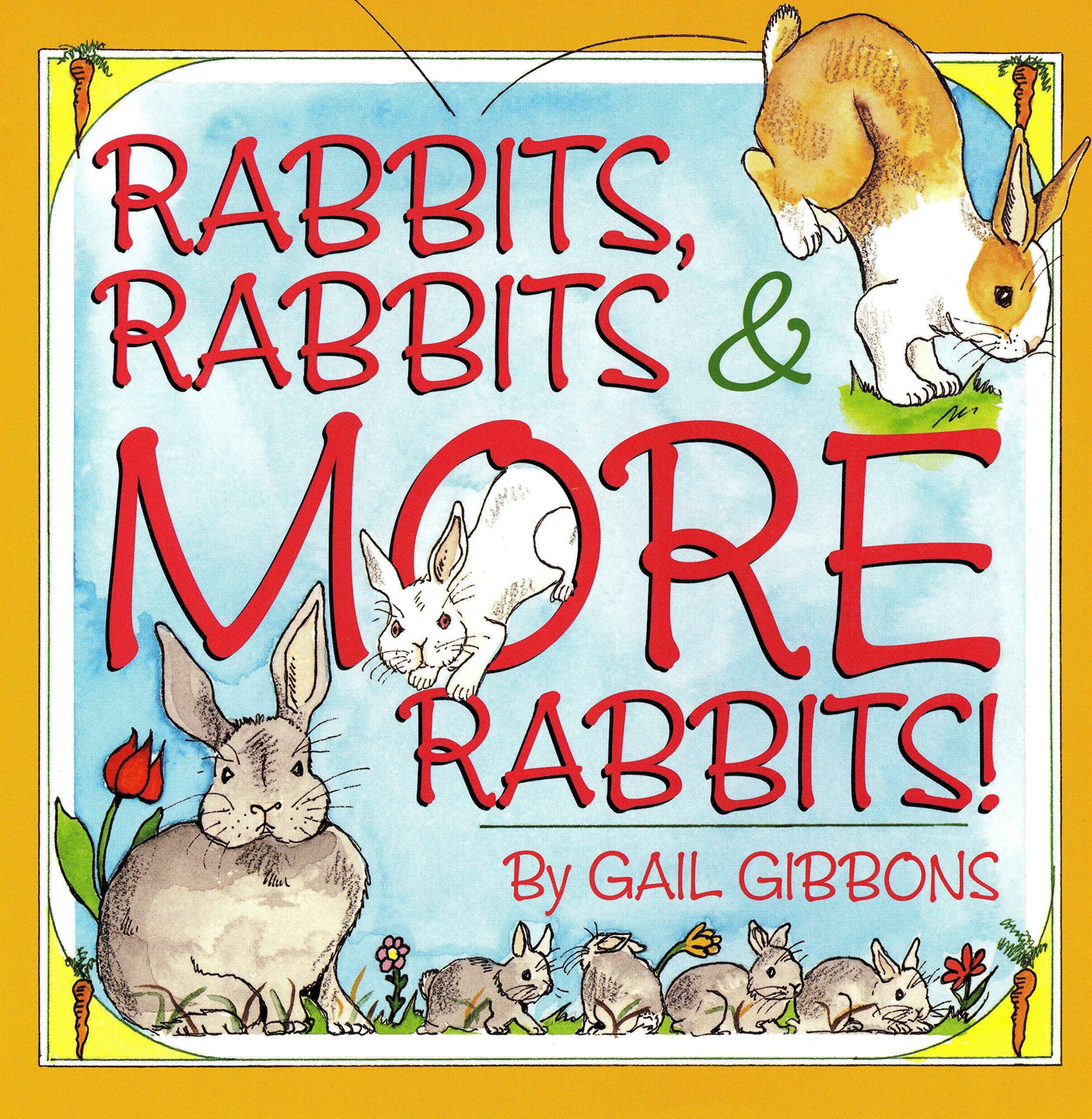 Rabbits, Rabbits & More Rabbits ebook